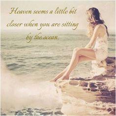 heaven seems closer