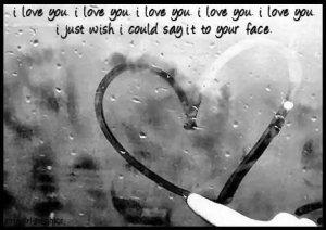 inima pe geam