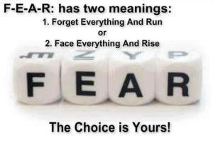 fear-2-meanings
