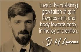 dh lawrence quotes