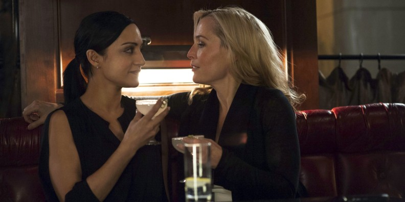 gillian and archie panjabi