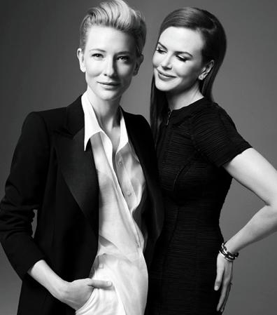 Cate-Blanchett Nicole Kidman