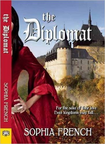 the diplomat sophia french cover