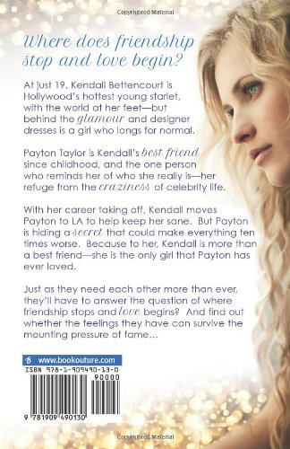 the gravity between us - kristen zimmer back cover