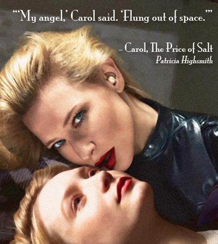 carol the price of salt