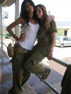 lesbains military