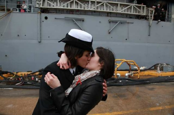 lesbian navy
