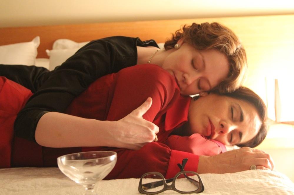 lesbians together forever