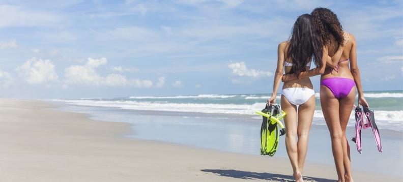 Lesbian-Travel-Beach