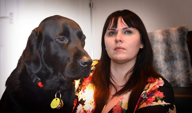 vicky-cannon-and-her-guide-dog-dickens