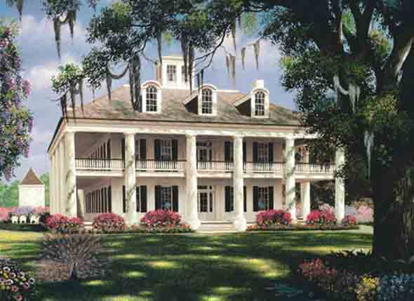convington-place-colonial-house