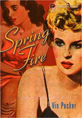 Spring fire by VinPacker