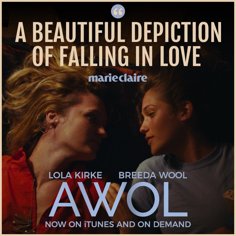 Awol – 2017 lesbianmovie