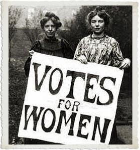 suffragettes christabel pankhurst