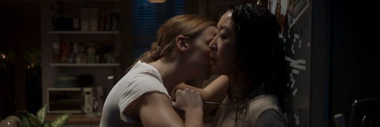 killing eve sarah oh and jodie comer