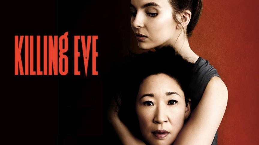Killing Eve 2018 TV Thriller Series starring two amazing women – Sarah Oh and Jodie Comer