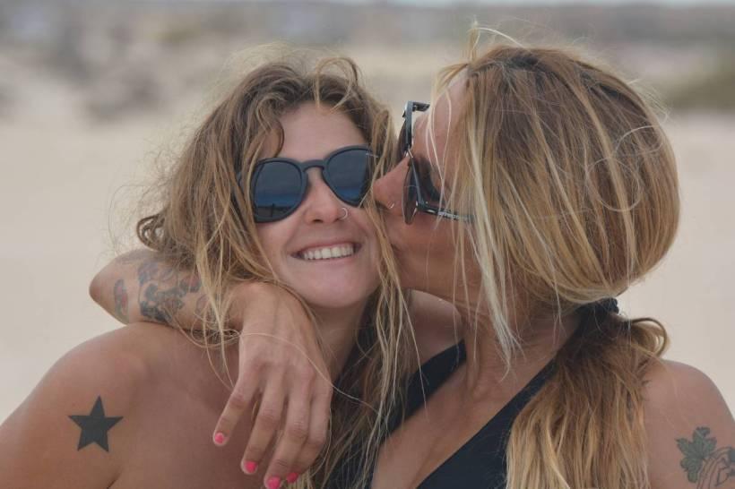 lesbian hot surfers