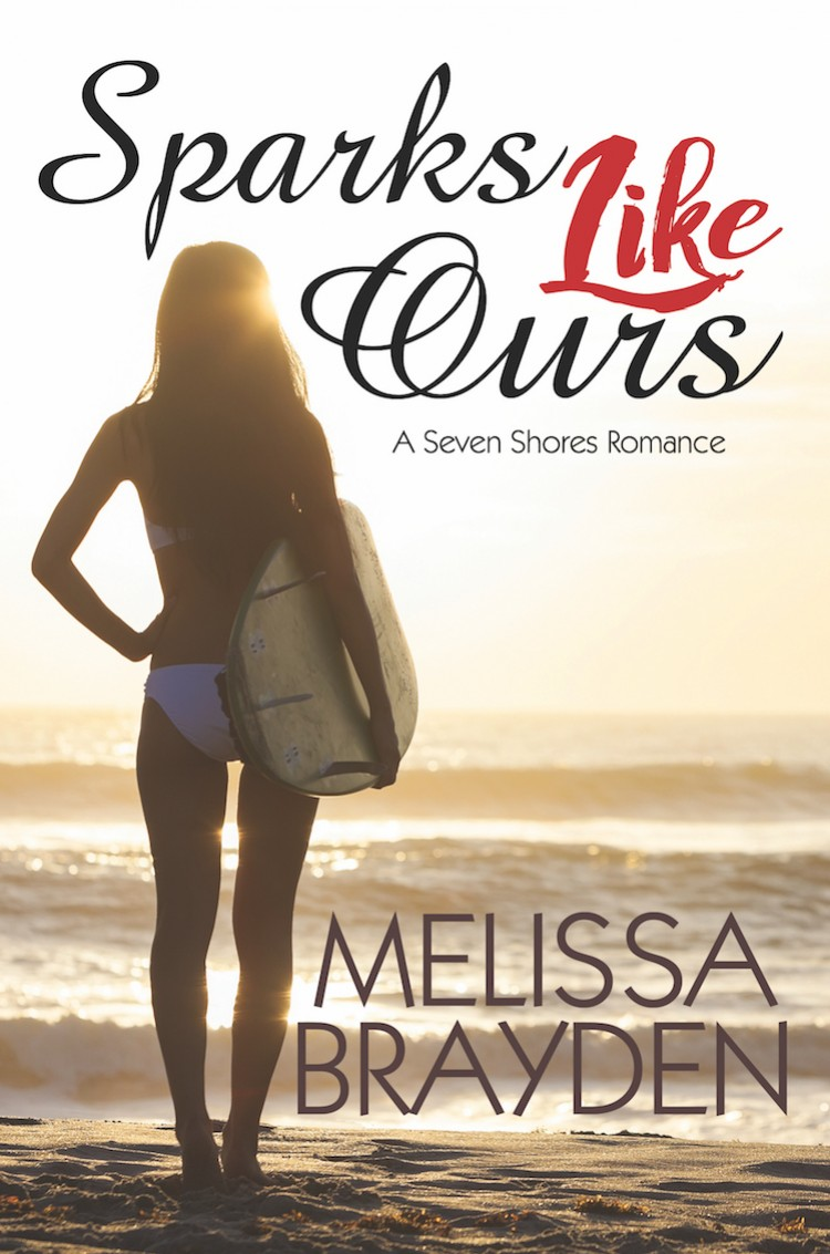 sparks-like-ours by melissa brayden