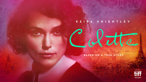 collette 2018 with Keira Knightley