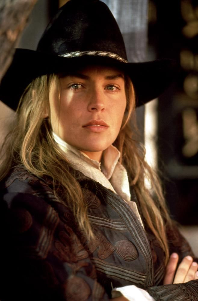 sharon stone in the quick and the death as djara 2