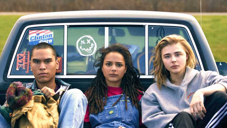 The Miseducation of Cameron Post cover