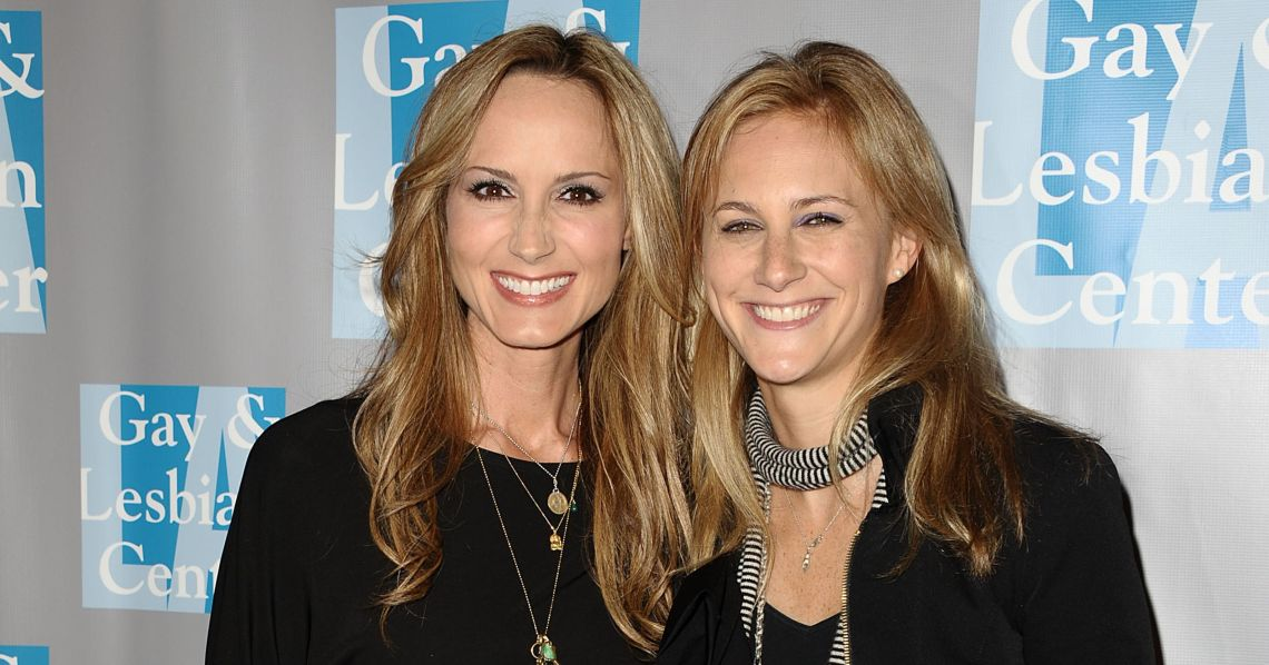 beautiful lovers chely wright and lauren blitzer