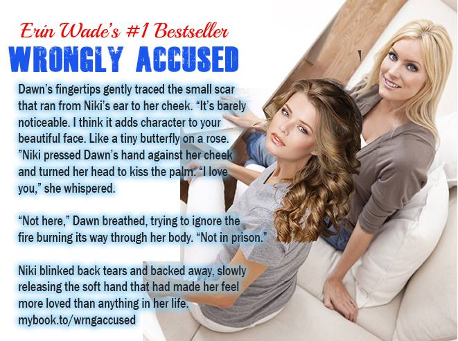 wrongly accused by erin wade