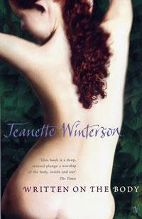 Scris pe trup ~ de Jeanette Winterson ~ o recenzie ~2019