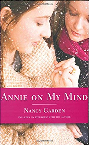 annie on my mind by nancy gardner cover