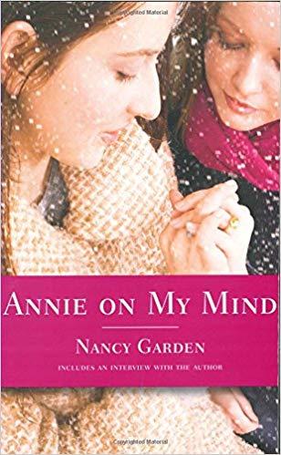annie on my mind by nancy gardner cover