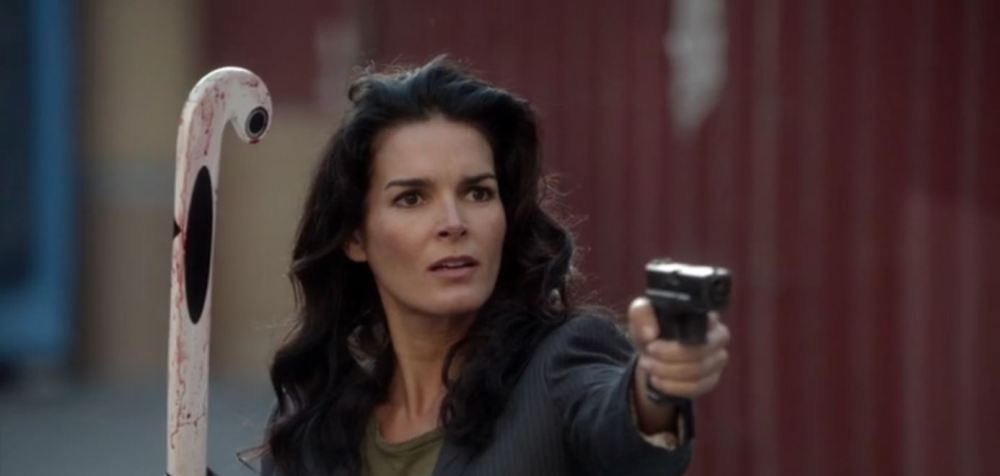 rizzoli and isles gun