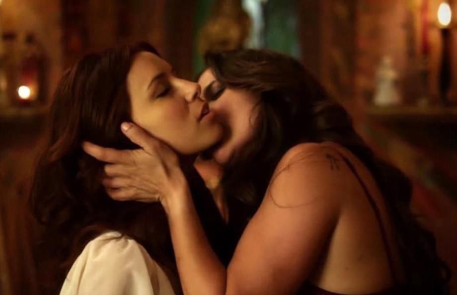 lesbian kiss wavering convictions
